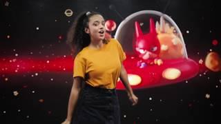 Samsam Cosmic Groove Version Anglaise