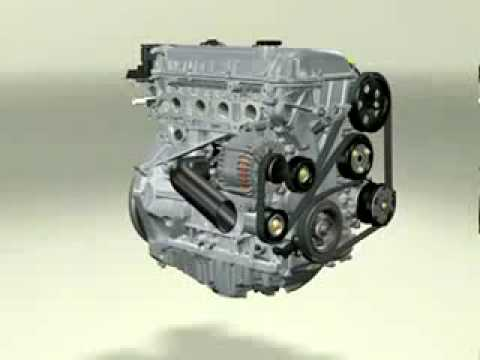 Ford 170 Engine Diagram Focus Engine Youtube