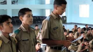 Sainik School Bijapur, dvk