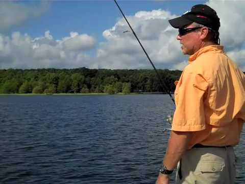How To Catch Summer Crappie At Toledo Bend