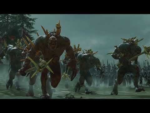 VAMPIRE COUNTS vs TOMB KINGS | The Great Undead War | WARHAMMER Cinematic |