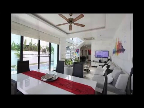 Homevent – A 3-storey Beautiful Sea-view Private Pool