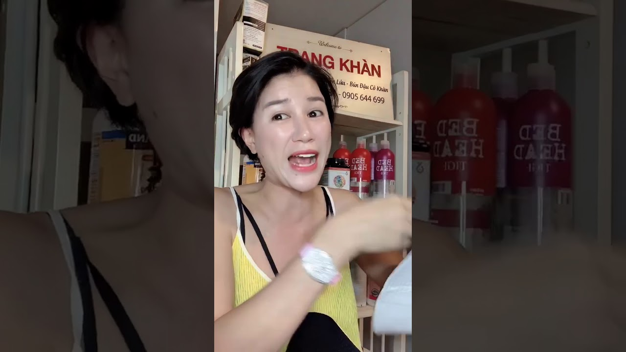 Trang Khàn tặng nón khi mua nón 355k
