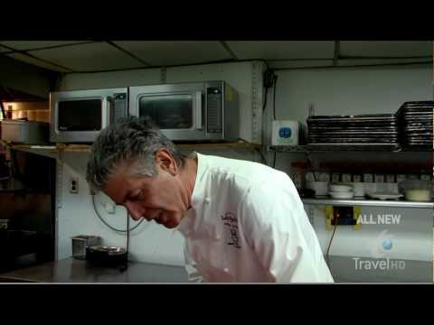 Anthony Bourdain Knife