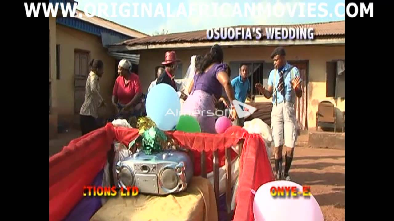 Osuofia's Wedding Nigerian Movie (Part 1) - Prequel to Oga On Top