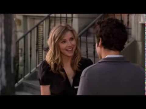 2 Minutes date How I Met Your Mother Season 03 Episode 13 Ten Sessions planos secuencia en series