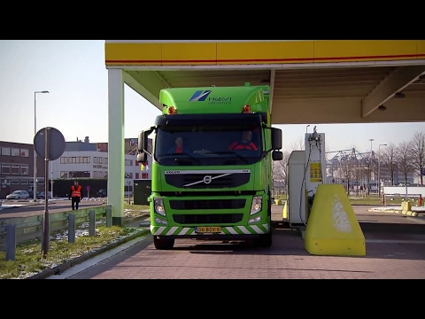 Shell LNG in transport - Launch Europe