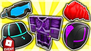 How to get AĻL ITEMS in LUOBU LAUNCH PARTY EVENT!! (Roblox Luobu)