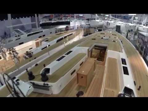 Solaris Yachts at Dusseldorf Boat Show