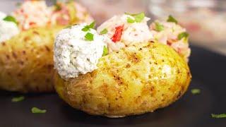 Крошка картошка в домашних условиях с разными наполнителями за 20 минут Рецепт от Всегда Вкусно