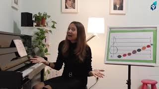 Раннее музыкальное развитие урок 11