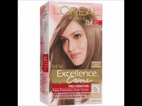 L Oreal Excellence Creme 7 1 2a Medium Ash Blonde Cooler 1