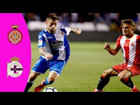 Girona 2-0 Deportivo Resumen&Goles LaLiga