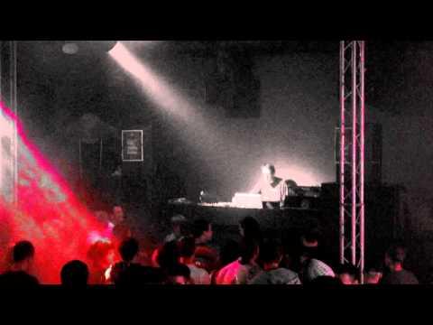 Cristian Vogel - live pa@ heraldic.SPb night (14.04.2012) 1/6