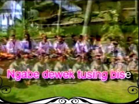 Genjek Bali | Kadong iseng 2