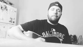 Russell Dickerson - Blue Tacoma (cover) by Trent Sherman Video