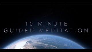 10 Minutes Guided Meditation | Mindfulness Meditation set to CA Sunset
