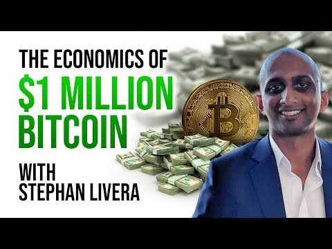 Stephan Livera - The Economics Of One Million Dollar Bitcoin