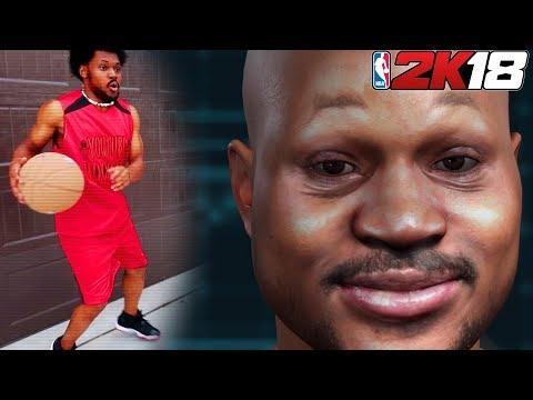 NBA 2K18 G.O.A.T. CHARACTER.. RETURNS   NBA 2K18 Gameplay (MyCareer)