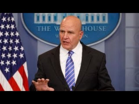 H.R. McMaster resigns from White House, retires from military