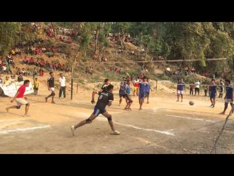 Nepal Tara vs kapurdi volleyball match