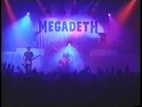 Megadeth - Crush 'Em (Live In Denver 1999)