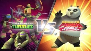 Битва лучших из лучших - эфирное промо Nickelodeon