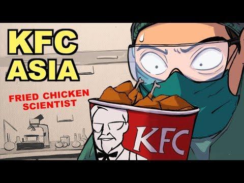 Has KFC Conquered Asia?