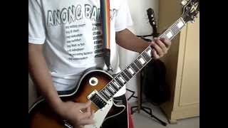 Kamikazee - Huling Sayaw Guitar Cover