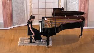 권진영 Jinyoung Kweon (Age 14), 2018 Ettlingen International Competition, Prize 2