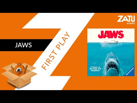 Jaws: The Board Game - First Impressions
