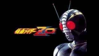 Kamen Rider ZO - OST (Senshi No Senaka Ni)