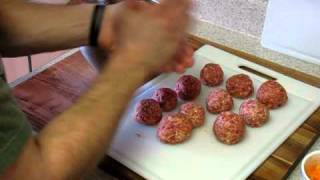 Easy And Fun Italian Meatballs!