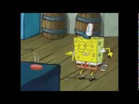 Sponge Bob - I'm Sexy I Know It