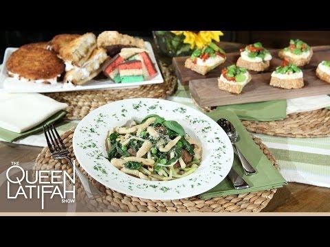 Chef Antonia Lofaso Cooks Simple Italian Favorites