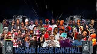 ♫ ♪ MEGAMIX REGGAE DANCEHALL ♫ ♪