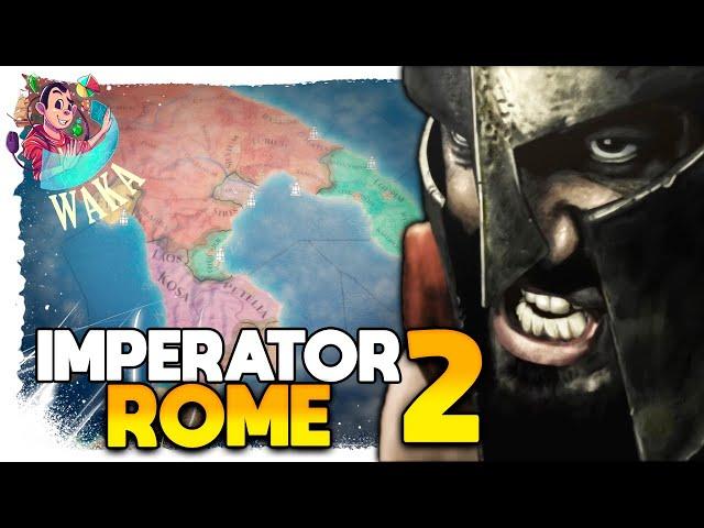 Fragmentamos ROMA | Imperator: Rome 2.0 Sparta #15 - Gameplay PT BR