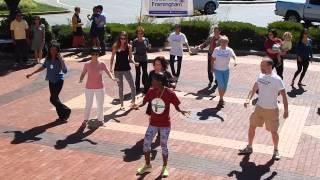 Free Samba Dance Class in Downtown Framingham