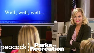 Pawnee Rules and Eagleton Drools - Parks and Recreation