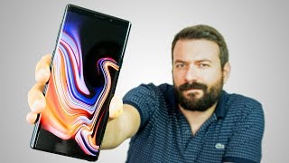 Samsung Galaxy Note 9 İnceleme