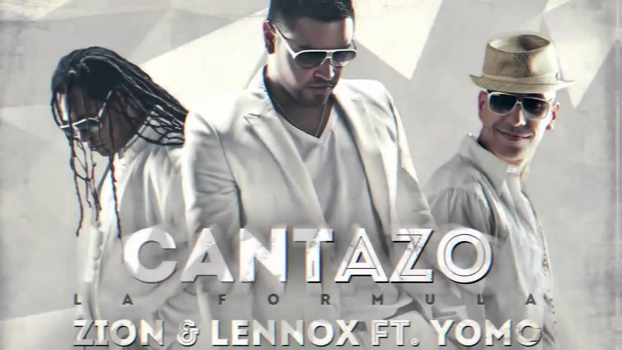 zion y lennox ft yomo cantazo