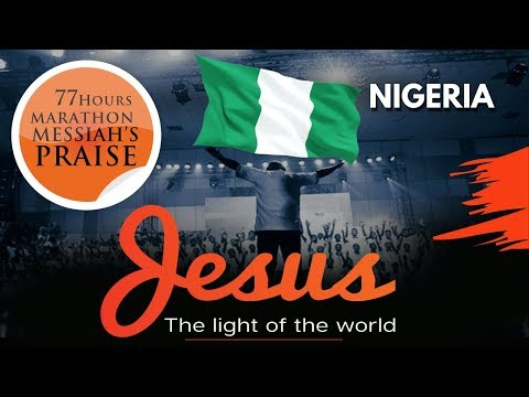 Final Day- RCCG 77 Hours MARATHON MESSIAH'S PRAISE 2019_ Nigeria