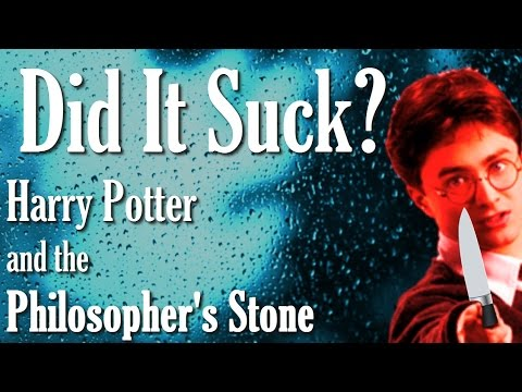 DID IT SUCK? - Harry Potter And The Philosopher's Stone Review