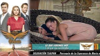 El vuelo de la Victoria | Avance 10 de octubre | Hoy - Televisa
