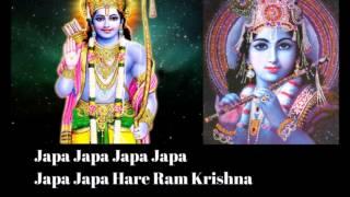Japa Japa Hare Ram Krishna- Janmashtami Krishna Bhajan by Sabita Mahapatra