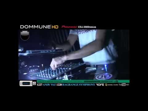 Andy Vaz Live @ Dommune, Japan 03/2014 FULL HD Audio & Video