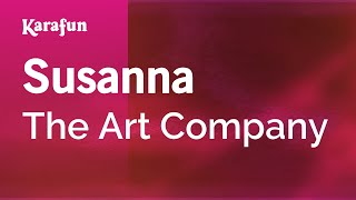 Karaoke Susanna - The Art Company *