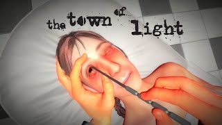 The Town of Light playthrough part XVI: lobotomy and the end