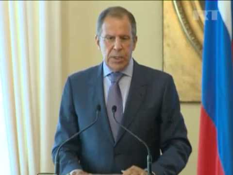 Aug 21, 2012 Finland_Pussy Riot can appeal, no need for hysteria -- Lavrov
