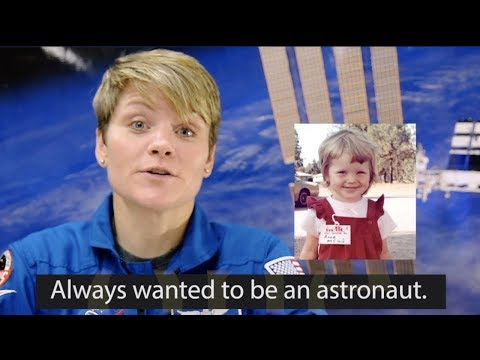 "NASA astronaut Anne McClain: ""Nerds get to go to space"""
